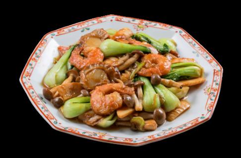 気仙沼完熟牡蠣のオイスターソース(調理例)